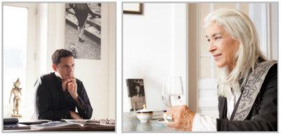 Ein Liebesleben mit der Photographie * INTERVIEW MIT ROSWITHA HECKE *