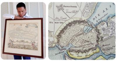 Hamburg Anno 1720 – Kartograph Johann Baptist Homanns Interpretation einer wachsenden Hansestadt