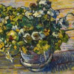 "EINBLICKE! EIN ECHTER VAN GOGH? Causa ""Still life with peonies"". Im Interview mit Markus Roubrocks."